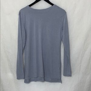 Athletic works long sleeve workout top